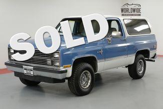 1984 Chevrolet BLAZER in Denver CO