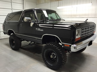 1984 Dodge Ram Charger Lifted in Chandler OK