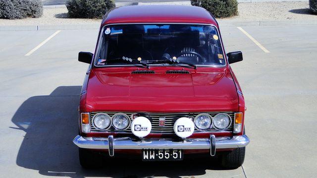 1974 Fiat POLSKI 1800 AKROPILIS RALLY CAR Phoenix, Arizona 7
