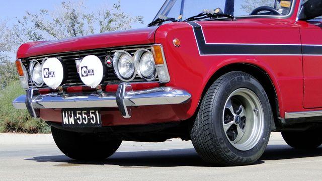 1974 Fiat POLSKI 1800 AKROPILIS RALLY CAR Phoenix, Arizona 6