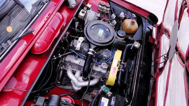 1974 Fiat POLSKI 1800 AKROPILIS RALLY CAR Phoenix, Arizona 18