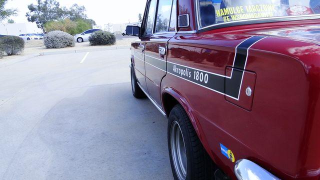 1974 Fiat POLSKI 1800 AKROPILIS RALLY CAR Phoenix, Arizona 26