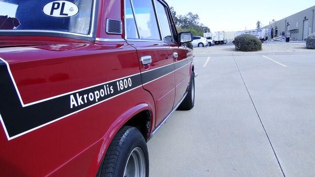 1974 Fiat POLSKI 1800 AKROPILIS RALLY CAR Phoenix, Arizona 27