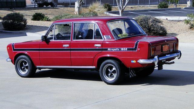 1974 Fiat POLSKI 1800 AKROPILIS RALLY CAR Phoenix, Arizona 17