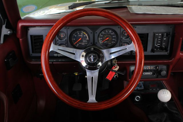 1984 Ford Mustang GT350 20th Anniversary Edition (RARE) Mooresville , NC 7