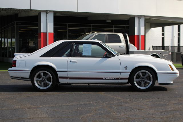 1984 Ford Mustang GT350 20th Anniversary Edition (RARE) Mooresville , NC 17