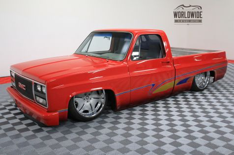 1984 GMC PICKUP AIR RIDE 22 INCH WHEELS | Denver, Colorado | Worldwide Vintage Autos in Denver, Colorado