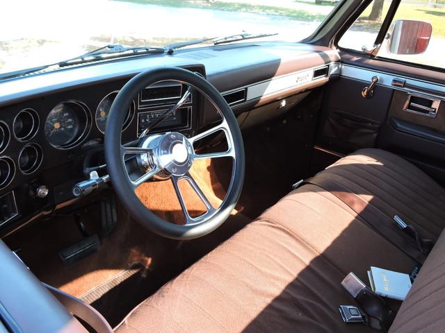 1984 GMC Pickup RedLineMuscleCars.com, Oklahoma 20