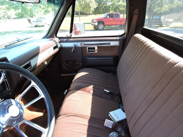 1984 GMC Pickup RedLineMuscleCars.com, Oklahoma 23