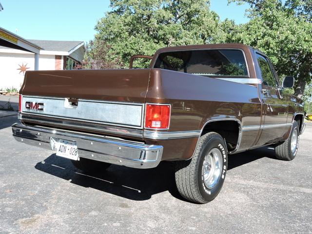 1984 GMC Pickup RedLineMuscleCars.com, Oklahoma 6