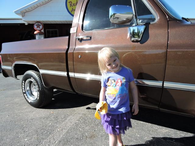 1984 GMC Pickup RedLineMuscleCars.com, Oklahoma 8