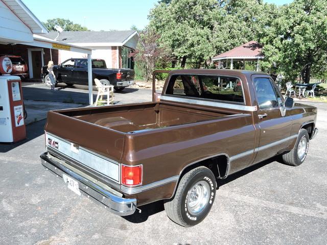 1984 GMC Pickup RedLineMuscleCars.com, Oklahoma 4