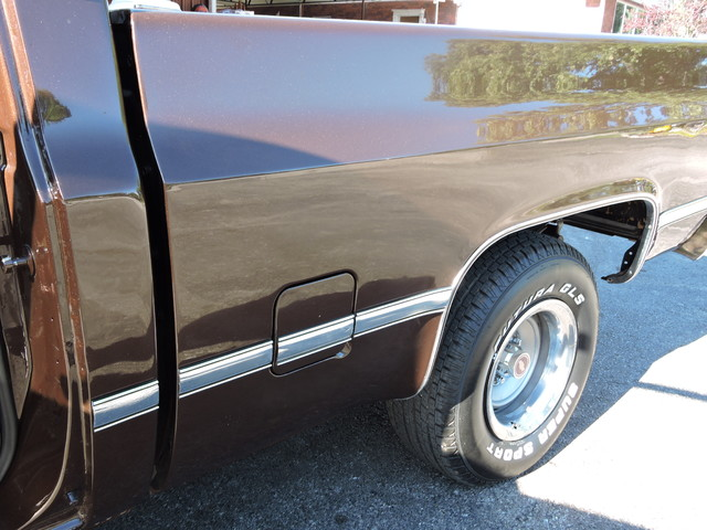 1984 GMC Pickup RedLineMuscleCars.com, Oklahoma 47