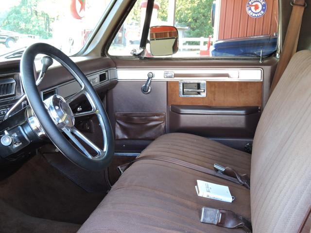 1984 GMC Pickup RedLineMuscleCars.com, Oklahoma 57