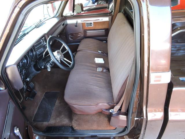 1984 GMC Pickup RedLineMuscleCars.com, Oklahoma 58