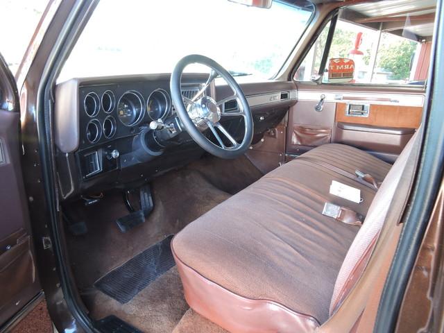 1984 GMC Pickup RedLineMuscleCars.com, Oklahoma 59