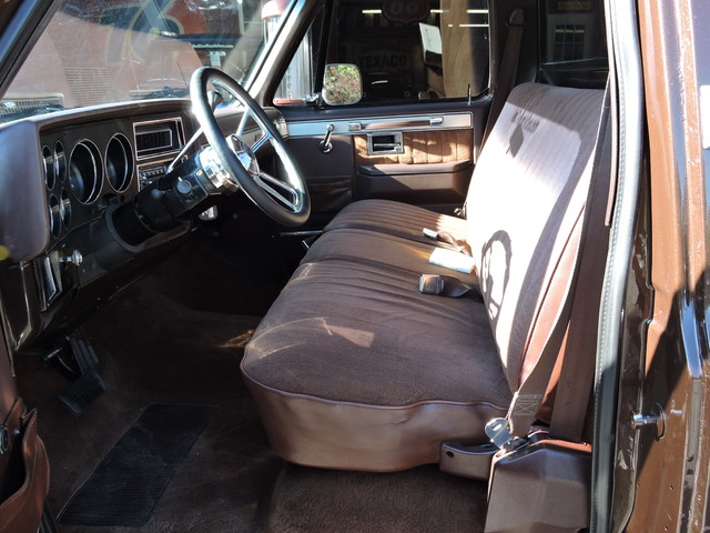 1984 GMC Pickup RedLineMuscleCars.com, Oklahoma 42