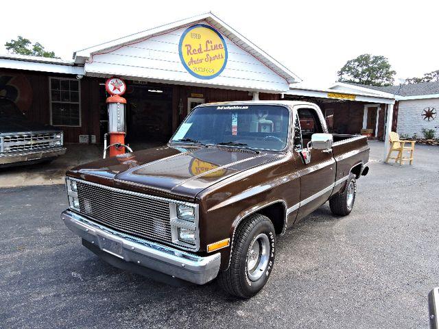 1984 GMC Pickup RedLineMuscleCars.com, Oklahoma 80