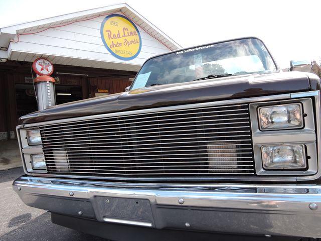 1984 GMC Pickup RedLineMuscleCars.com, Oklahoma 86