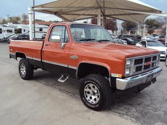 1984 GMC Sierra k10 4x4 San Antonio, Texas