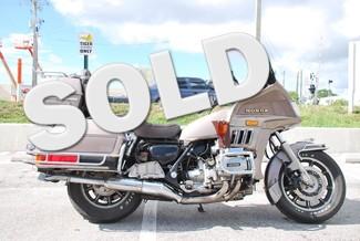 1984 Honda Goldwing GL1200 Aspencade Dania Beach, Florida