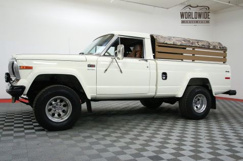 1984 Jeep J10 REBUILT ENGINE, TRANSMISSION & TRANSFER CASE | Denver, CO | WORLDWIDE VINTAGE AUTOS in Denver, CO