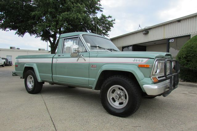 1984 Jeep J10 Pickup 4WD Arlington, Texas 2