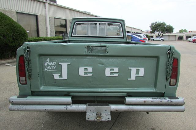 1984 Jeep J10 Pickup 4WD Arlington, Texas 6