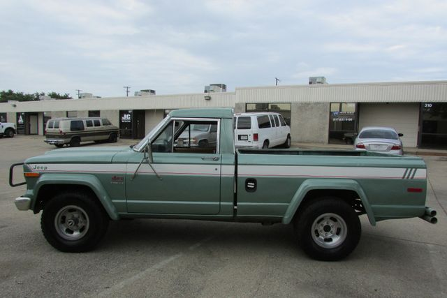1984 Jeep J10 Pickup 4WD Arlington, Texas 7