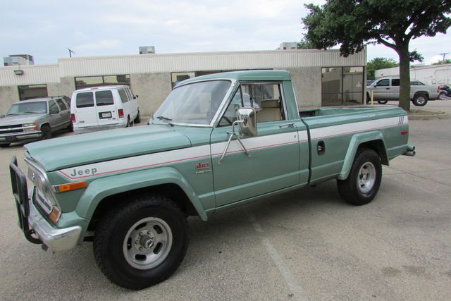1984 Jeep J10 Pickup 4WD Arlington, Texas 8