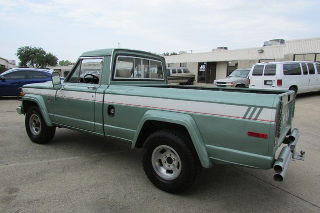 1984 Jeep J10 Pickup 4WD Arlington, Texas 9