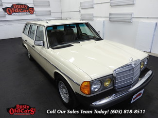 1984 Mercedes-Benz 300 Series in Nashua NH