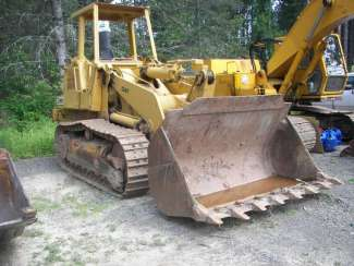 1984 Other CAT 963 CRAWLER LOADER Hoosick Falls, New York 1