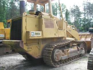 1984 Other CAT 963 CRAWLER LOADER Hoosick Falls, New York 2