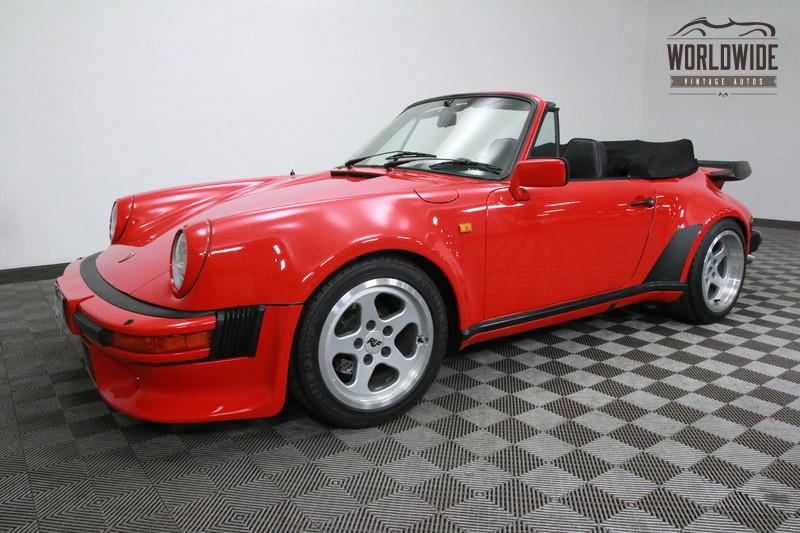 1984 Porsche 911 RUF 930 TURBO. 45K MILES! COLLECTOR!