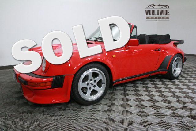 1984 Porsche 911 RUF 930 TURBO. 45K MILES! COLLECTOR!  | Denver, Colorado | Worldwide Vintage Autos