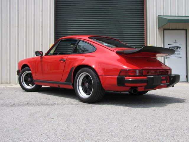 1984 Porsche 911 Jacksonville , FL 3