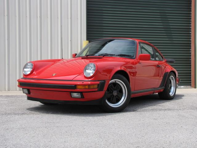 1984 Porsche 911 Jacksonville , FL 1