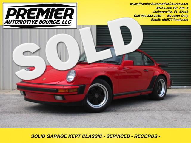 1984 Porsche 911 Jacksonville , FL 0