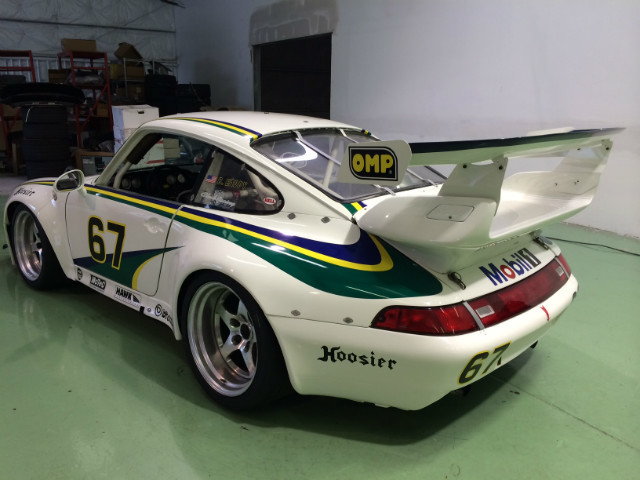 1984 Porsche 911 993 3.8 RSR BODY Longwood, FL 10