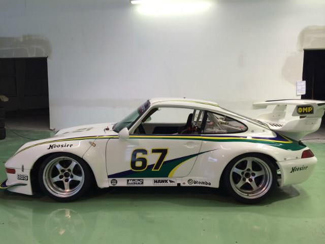 1984 Porsche 911 993 3.8 RSR BODY Longwood, FL 11