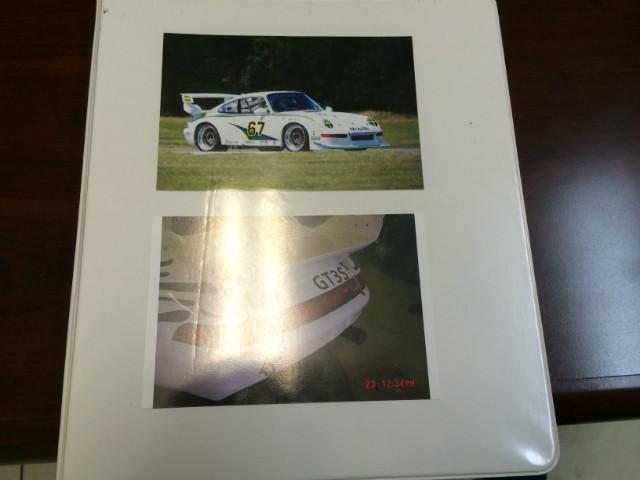 1984 Porsche 911 993 3.8 RSR BODY Longwood, FL 25