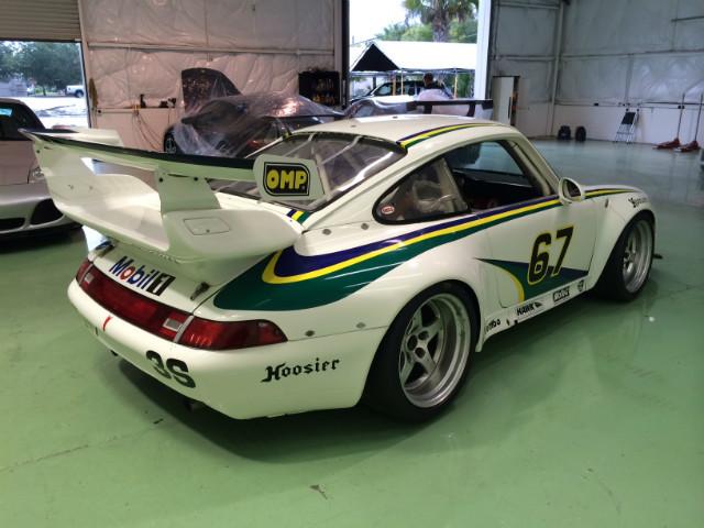 1984 Porsche 911 993 3.8 RSR BODY Longwood, FL 7