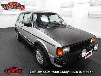 1984 Volkswagen Rabbit GTI in Nashua NH