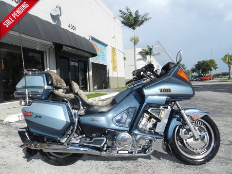 1984 Yamaha VENTURE XVZ12  in Hollywood, Florida