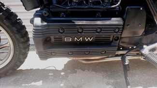 1985 BMW K100 CUSTOM 1000CC BMW SCRAMBLER Mendham, New Jersey 21
