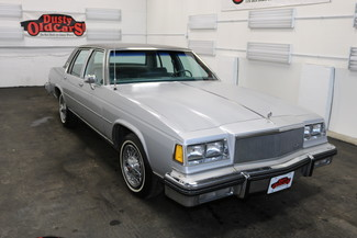 1985 Buick LeSabre Custom Runs Drives Body Int VGood 5LV8 4 spd auto in Nashua NH