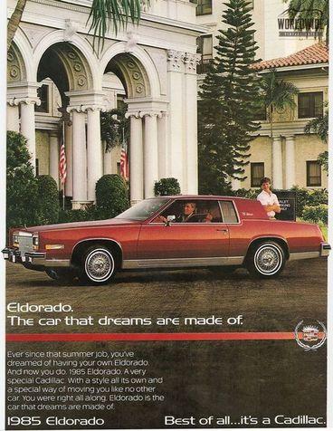 1985 Cadillac ELDORADO ROADSTER ALL ORIGINAL 60K+ MILE CLASSIC 2 OWNER | Denver, CO | Worldwide Vintage Autos in Denver, CO