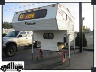 1985 Cascade Truck Camper 6FT Burlington, WA