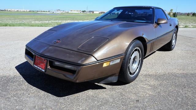 1985 Chevrolet Corvette  | Lubbock, Texas | Classic Motor Cars